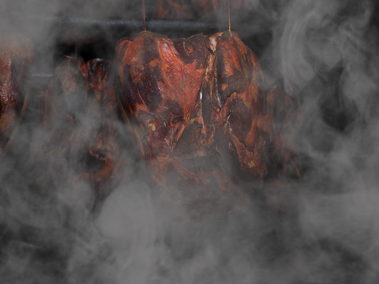בשר בעישון