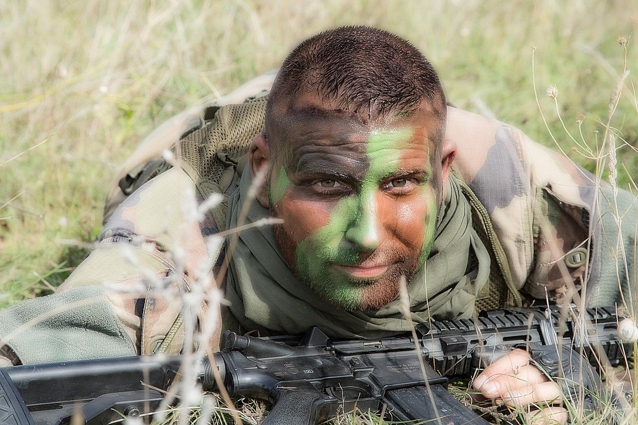 חייל במערב