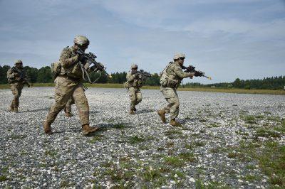 חיילים במבצע